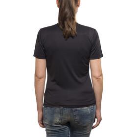 VAUDE Micro Mikeli IV - T-shirt manches courtes Femme - noir